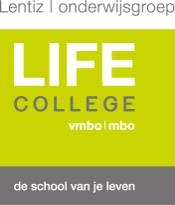 lentiz life college schiedam logo