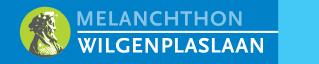 Logo Melanchthon Wilgenplaslaan